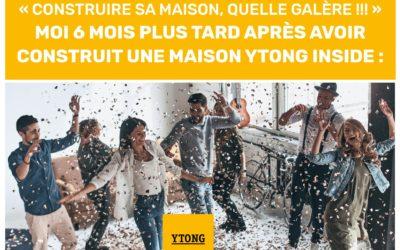 Faire appel au réseau de partenaires Ytong Inside …
